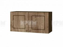 Горен шкаф за кухня Сити ВФ-Дъб натурал-06-108 МДФ - 80 см.
