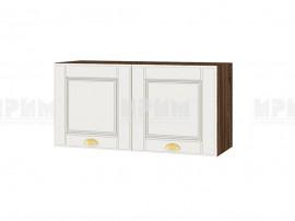 Горен шкаф за кухня Сити ВФ-Бяло мат-09-108 МДФ - 80 см.