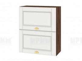 Горен шкаф за кухня Сити ВФ-Бяло мат-09-11 МДФ - 60 см.