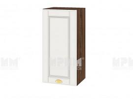 Горен шкаф за кухня Сити ВФ-Бяло мат-09-16 МДФ - 35 см.