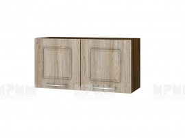 Горен шкаф за кухня Сити ВФ-Сонома-02-108 МДФ - 80 см.