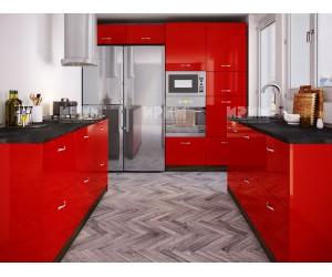 Кухненски комплект Сити 884 - с цял термоплот