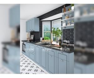 Кухненско обзавеждане Сити 898 - с цял термоплот