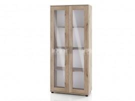 Шкаф витрина Сити 6237