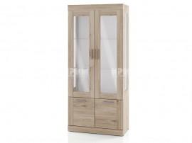 Шкаф витрина Сити 6241