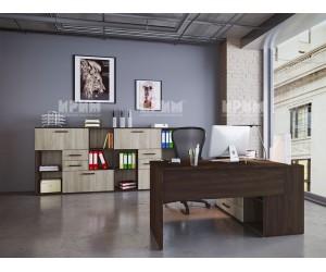 Офис комплект Сити 9027