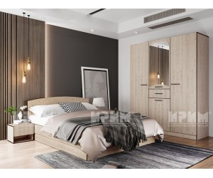 Спален комплект City 7039