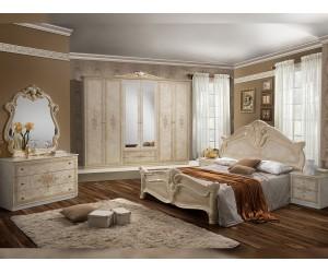 Луксозен спален комплект Amalfi Beige