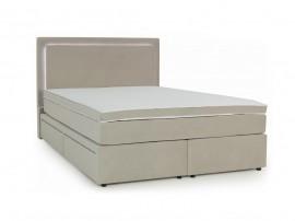 Тапицирано легло Ирника 140/200 - вкл. матрак и табла