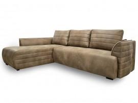 Разтегателен ъглов диван Далас с две ракли