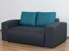 Двуместен диван Виктор с ракла