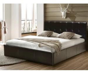 Кожена спалня Ива - 140/200 см.