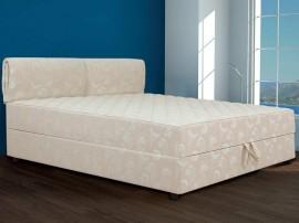 Тапицирано легло Лион 1 - Пух с включен матрак 140/200 см.