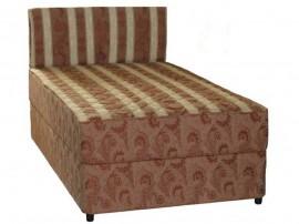 Тапицирано легло Лион 1 - Пух с включен матрак 100/200 см.