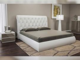 Кожена спалня Зара - 140/200 см.