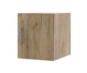 Надстройка за еднокрилен гардероб Топ 1 - 40 см. дъб крафт златен