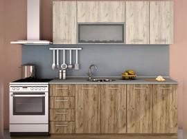 Кухня Primo 307 с включен термоплот - 260 см.