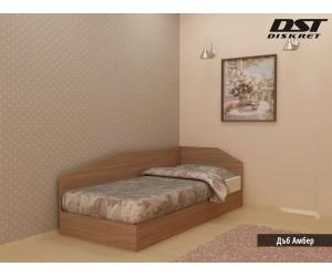 Легло Ани 82 см с включен матрак Икономик