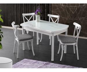 Кухненски комплект Белисима маса с четири стола