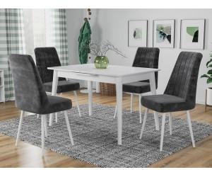 Кухненски комплект Дея маса с четири стола