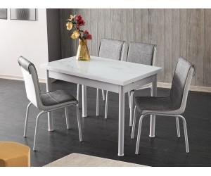 Кухненски комплект Селесте маса с четири стола