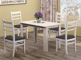 Трапезна маса Дани с четири стола 06