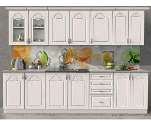 Модулна готова кухня Олга МДФ - 260 см.