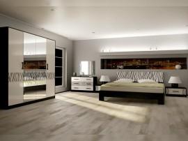 Луксозен спален комплект Никол