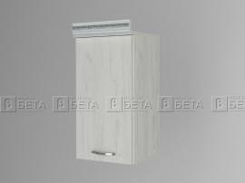 Горен кухненски шкаф Тоскана Г 2 с една врата - 35 см.
