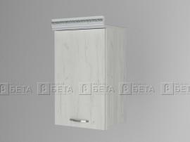 Горен кухненски шкаф Тоскана Г 3 с една врата - 40 см.