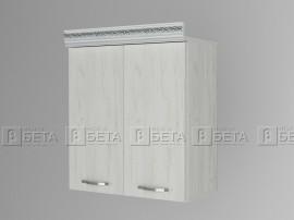 Горен кухненски шкаф Тоскана Г 5 с две врати - 60 см.