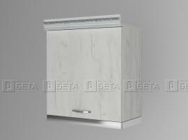 Горен кухненски шкаф за аспиратор Тоскана Г 6 с една врата - 60 см.