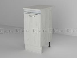 Долен кухненски шкаф Тоскана Д 3 с една врата - 40 см.