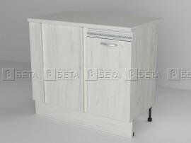 Долен кухненски шкаф Тоскана Д 8 за ъгъл - 100 см. - до изчерпване