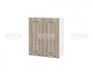 Горен шкаф за кухня Сити БФ-Сонома-02-3 МДФ - 60 см.
