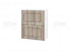Горен шкаф за кухня Сити БФ-Сонома-02-11 МДФ - 60 см.