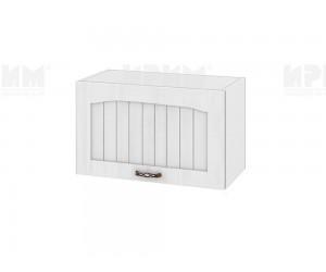 Горен шкаф за кухня Сити БФ-Бяло фладер-04-15 МДФ - 60 см.