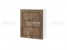 Горен шкаф за кухня Сити БФ-Дъб натурал-06-11 МДФ  - 60 см.