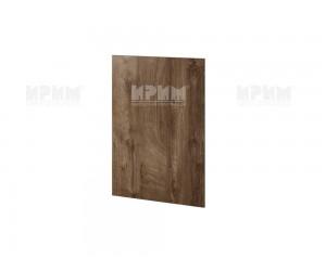 Долен модул- краен панел за кухня Сити Ф-Дъб натурал-06-46