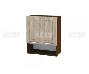 Горен шкаф за кухня Сити ВФ-Сонома-02-7 МДФ - 60 см.