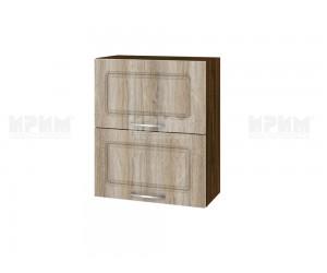 Горен шкаф за кухня Сити ВФ-Сонома-02-11 МДФ - 60 см.