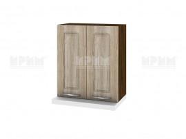 Горен кухненски шкаф за аспиратор Сити ВФ-Сонома-02-13 МДФ - 60 см.