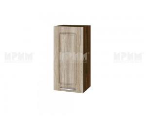 Горен шкаф за кухня Сити ВФ-Сонома-02-16 МДФ - 35 см.