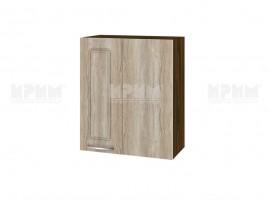 Горен кухненски шкаф за ъгъл Сити ВФ-Сонома-02-17