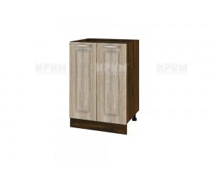 Долен шкаф за кухня Сити ВФ-Сонома-02-22 МДФ - 60 см.