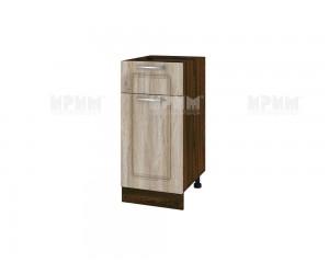 Долен шкаф за кухня Сити ВФ-Сонома-02-24 десен МДФ - 40 см.