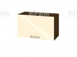 Горен шкаф за кухня Сити ВФ-Бежово гланц-05-15