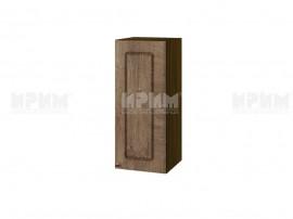 Горен шкаф за кухня Сити ВФ-Дъб натурал-06-1 ляв/десен