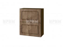 Горен шкаф за кухня Сити ВФ-Дъб натурал-06-11