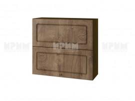 Горен шкаф за кухня Сити ВФ-Дъб натурал-06-12